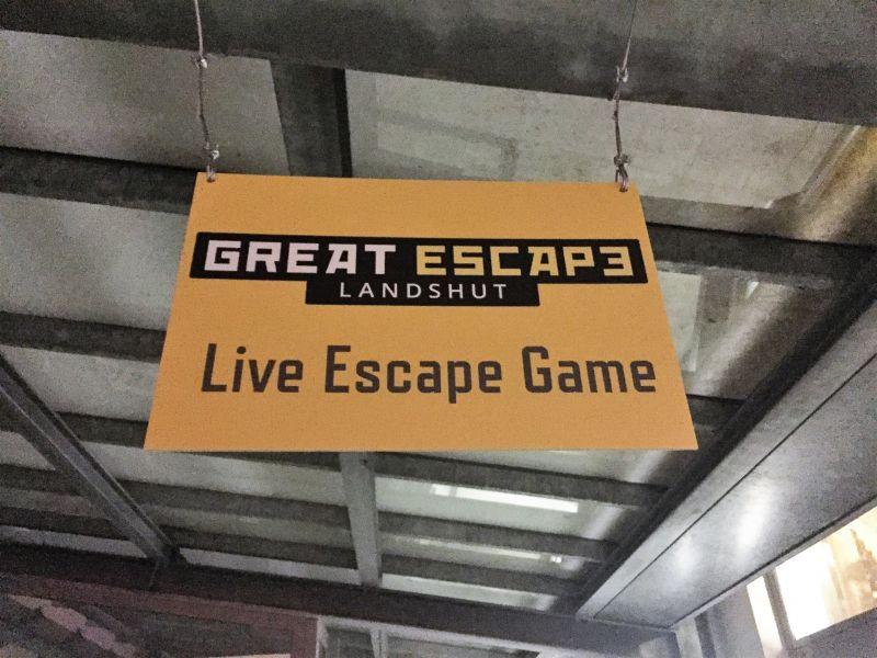 Great Escape Landshut